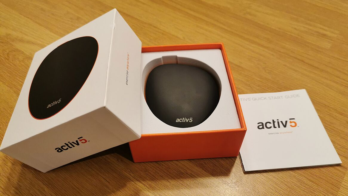 Activ5 Packaging