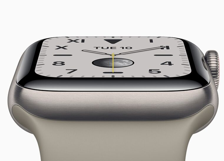The Real Reason Apple Watch 5 Doesn't Track Your Sleep