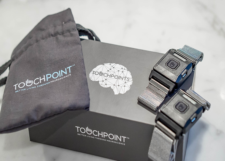 Touchpoints and Packaging